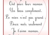 poesie ou poemes pour les mamans