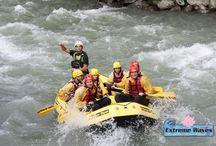 Extreme Waves Rafting 8 Agosto 2014