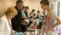 Artists' Book Market at BALTIC