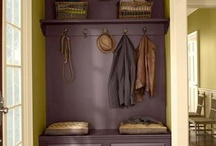 Mud room laundry