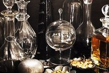 Object: Glassware – Modern Decanters
