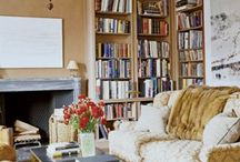 Living Rooms-Cottage Style