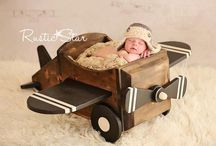 Wooden Photography Props