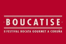Boucatise. II Festival Bocata Gourmet A Coruña