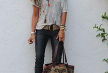 Boho Style / Bohemian Style Hippie Chic