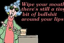 Maxine ' s Truths / by Judy Patton