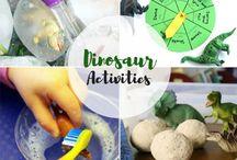 Dinosaurs activity