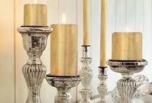 Candles, Chandeliers, Lamps and Lanterns