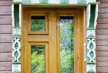 Window & Door Artistry / by Jeannie George