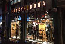 About Sunday 1 November 2015 / Funky Buddha Halandri store opening party
