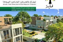 Bloom Gardens / Boasting a total of 372 outstanding 3, 4 and 5 Br townhouses and villas, Bloom Gardens is located on the Eastern Corniche in Abu Dhabi.