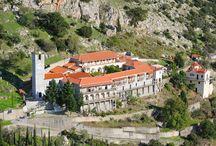 Ιερά Μονή Γοργοεπηκόου Νεστάνης