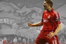 Steven Gerrard / For my mad Liverpool friend Umara