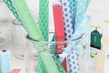 Papier, ciseaux & couleurs