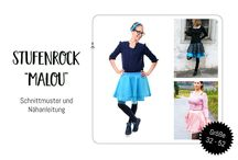 "Kundenfotos ""Stufenrock Malou"""