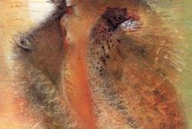 Art of Susan Seddon Boulet / Some of my favorite art work is from Susan Seddon Boulet.  Just love the shaman art.   Susan Seddon Boulet (1941-1997)