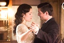 When Calls The Heart TV Series / Original TV series on Hallmark Channel based on the work of Janette Oke and produced by Michael Landon Jr & Brian Bird. Season 1 aired jan-Mar 2014. #Hearties! FB fan group: ow.ly/uhOrb