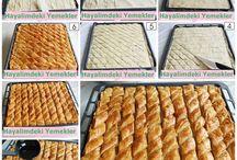 Baklava börek