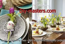 Easter embellishing ideas – light suggestions and ability projects