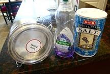 Cleaning ideas / by Pat Spaulding