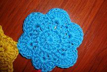 Virkkaukset- Crocheting