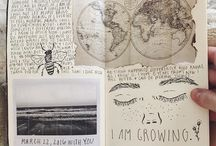 Journal/Sketchbook Ideas
