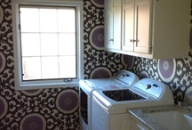 Laundry Room Makeover / by Ashley Hatch