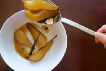 Poached Pears / Sweet or savory, for breakfast or dessert, poached pears are having a moment, and we're celebrating!
