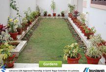 Plots in Lucknow Development Authority