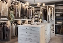 DRESSING ROOMS :: tF / When you have a beautiful custom closet that maximizes space and meets your individual needs, getting dressed is not only stree-free -- it's a pleasure. Dressing decisions are seamlessly connected, allowing you to pull together fabulous new looks quickly and confidently. With custom designed storage spaces for everything in your wardrobe, your new closet will function beautifully and look good doing it too.