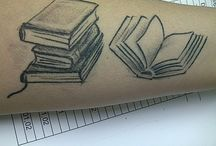 Lit Ink / Tattoos + Books. 'Nuff said.
