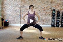 Get fit / by Renee Dawson