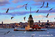İstanbul / İSTANBUL'da gezilecek yerler… İstanbul surları, camileri, sarayları, müzeleriyle adeta yaşayan bir tarihtir. Bu tarihe tanık olabilmek, geçmişi hissedebilmek için çok uzaklara gitmeye gerek yok… İstanbul