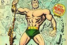 Favorite Comic Book Heros