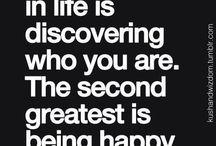 finding thyself