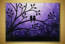 Art for Dad and Brenda