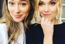Alicya and eliza