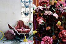 little girl in a wonderland / 6 - 12 yrs. colourful scandinavian room.