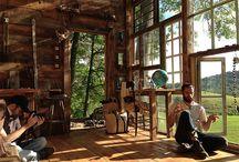 drewno - architektura drewniana
