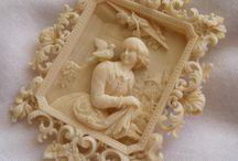 Šperky zo slonoviny