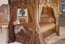 lüks yatak odalari