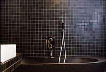 Badkamer   Spa   bathroom / Unwind and relax..... inspiration + wish-list for my very own spa...