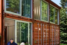 Cool Container Home