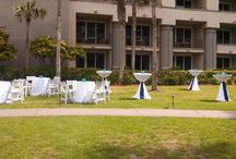 Outdoor Event - Courtyard Lawn / Courtyard Receptions & Dinners