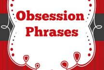 Love and relationship (obsession phrases)