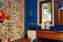 Bathroom Los Chilaquiles