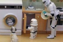 Life of a Stormtrooper / by Sabrina Thornton