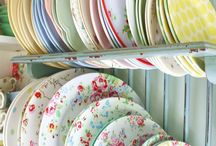 Dishes / by Janice Sebourn