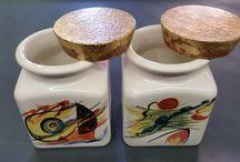Ceramiche / Realizzazione di ceramiche artistiche, astratte