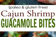 Shrimp Appetizers / Everybody loves Shrimp! Why not serve some great hot and cold shrimp appetizers at your next party.